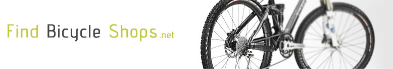 Find Bicycle Shops